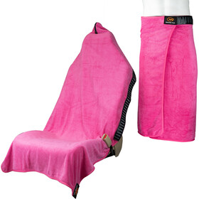 Orange Mud Transition Wrap 2.0 Multifunctional Towel hot pink